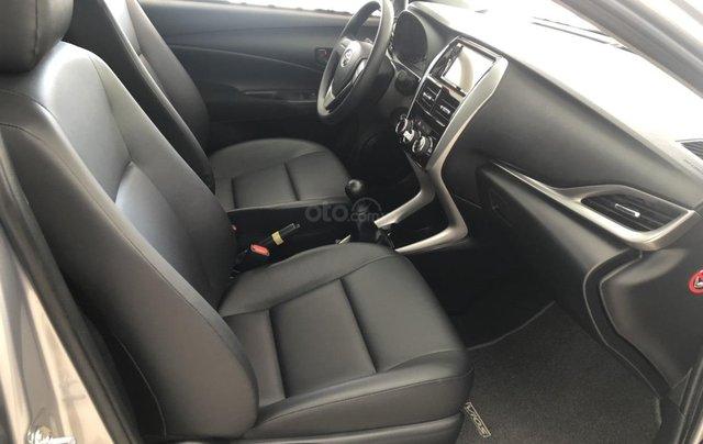 Toyota Vios 1.5 số sàn - mua trả góp với 119 triệu - khuyến mãi ngay tiền mặt3