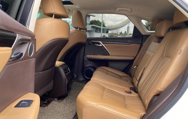 Lexus RX350 nhập Mỹ cuối 2016, mẫu mới nhất, màu trắng, hàng full cao cấp, đủ đồ chơi không thiếu món nào hắt kính loa Mark11