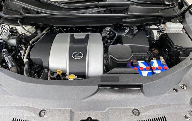 Lexus RX350 nhập Mỹ cuối 2016, mẫu mới nhất, màu trắng, hàng full cao cấp, đủ đồ chơi không thiếu món nào hắt kính loa Mark13