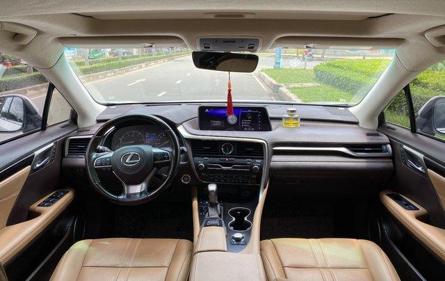 Lexus RX350 nhập Mỹ cuối 2016, mẫu mới nhất, màu trắng, hàng full cao cấp, đủ đồ chơi không thiếu món nào hắt kính loa Mark14