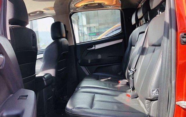 Cần bán xe Isuzu Dmax đời 2017, màu đỏ, nhập khẩu giá cạnh tranh8