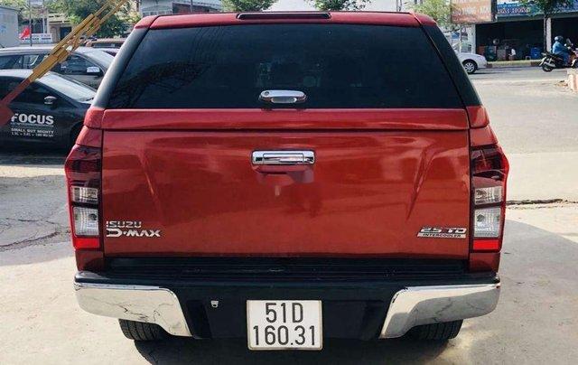 Cần bán xe Isuzu Dmax đời 2017, màu đỏ, nhập khẩu giá cạnh tranh4