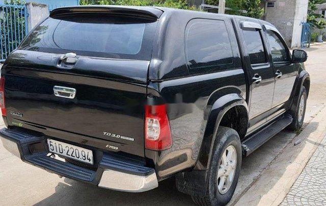 Cần bán Isuzu Dmax đời 2009, màu đen, 305 triệu2