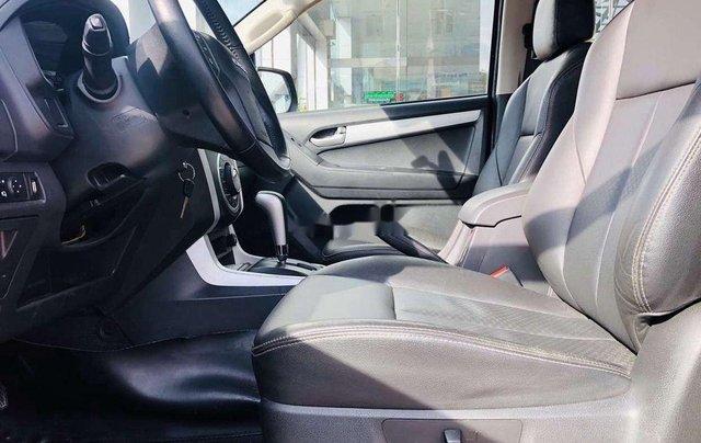 Cần bán xe Isuzu Dmax đời 2017, màu đỏ, nhập khẩu giá cạnh tranh7