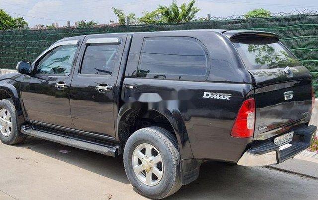 Cần bán Isuzu Dmax đời 2009, màu đen, 305 triệu3