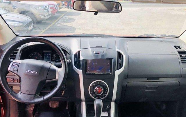 Cần bán xe Isuzu Dmax đời 2017, màu đỏ, nhập khẩu giá cạnh tranh9