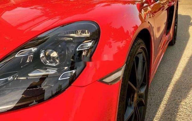 Cần bán xe Porsche 718 đời 2019, màu đỏ, nhập khẩu nguyên chiếc4