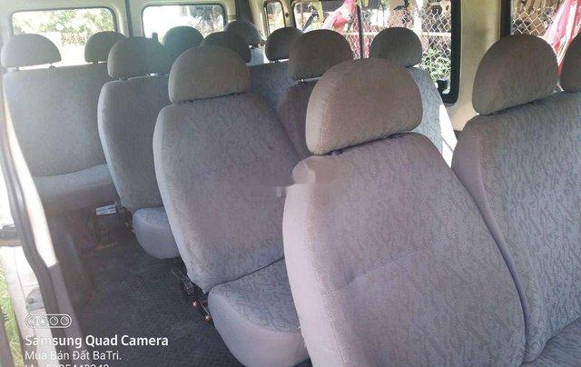 Cần bán lại xe Ford Transit năm 2006, màu trắng, số sàn7
