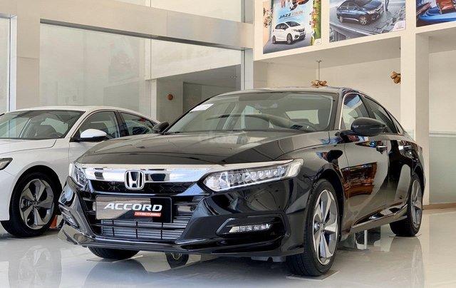 [Đại lý chính hãng - Honda ô tô Khánh Hòa] Honda Accord 2020 (Mới 100%), ưu đãi và quà tặng hấp dẫn0