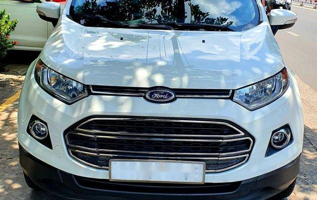 Ford EcoSport 1.5 AT Titanium sx 2016 xe đẹp  0