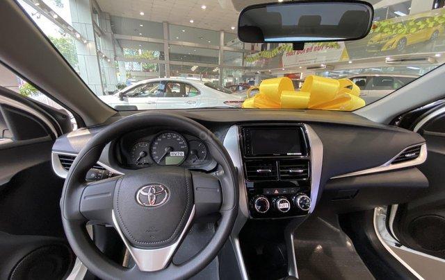 Toyota Vios 2020 giá tốt - khuyến mãi nhiều - giảm ngay 50% thuế trước bạ8