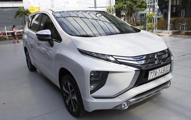 Bán xe Mitsubishi Xpander sản xuất 2019, màu trắng, xe bao đẹp2