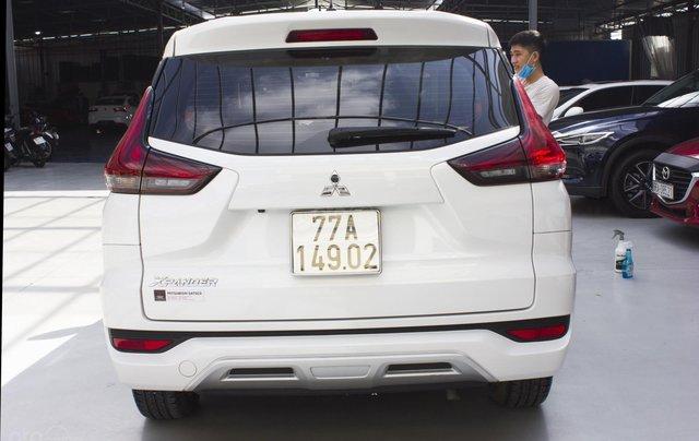 Bán xe Mitsubishi Xpander sản xuất 2019, màu trắng, xe bao đẹp3