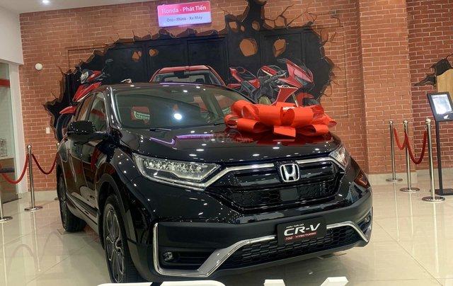 [Honda Ôtô Sài Gòn Quận 2] Honda CR-V Facelift 2020, gói ưu đãi cực khủng + giảm 50% thuế trước bạ, hỗ trợ vay ngân hàng1