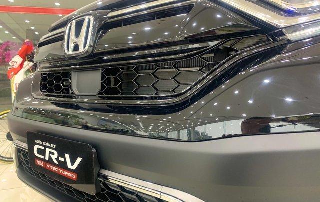 [Honda Ôtô Sài Gòn Quận 2] Honda CR-V Facelift 2020, gói ưu đãi cực khủng + giảm 50% thuế trước bạ, hỗ trợ vay ngân hàng3