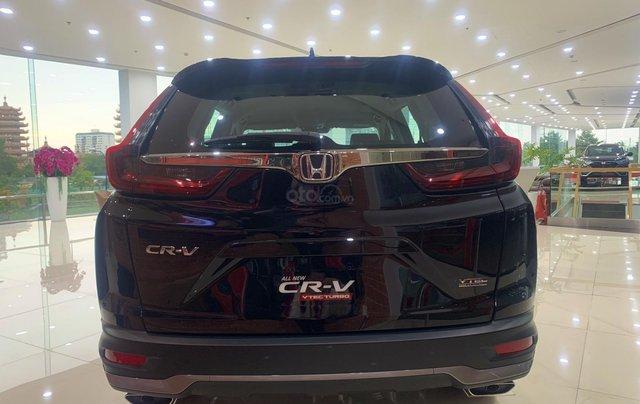 [Honda Ôtô Sài Gòn Quận 2] Honda CR-V Facelift 2020, gói ưu đãi cực khủng + giảm 50% thuế trước bạ, hỗ trợ vay ngân hàng5