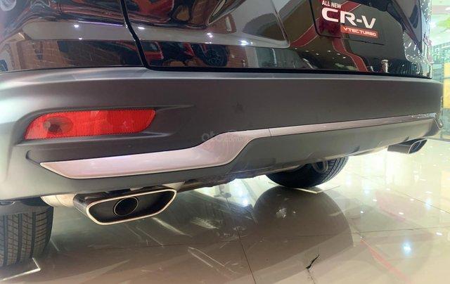 [Honda Ôtô Sài Gòn Quận 2] Honda CR-V Facelift 2020, gói ưu đãi cực khủng + giảm 50% thuế trước bạ, hỗ trợ vay ngân hàng6