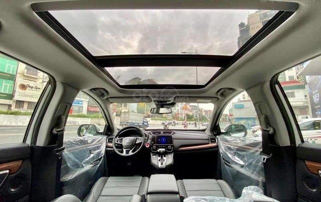 [Honda Ôtô Sài Gòn Quận 2] Honda CR-V Facelift 2020, gói ưu đãi cực khủng + giảm 50% thuế trước bạ, hỗ trợ vay ngân hàng9