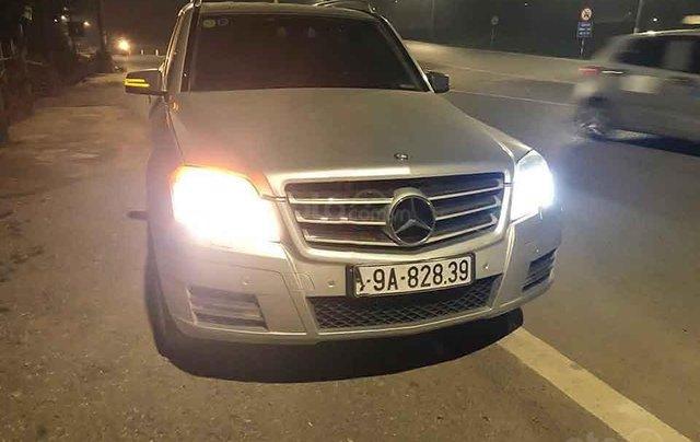 Cần bán gấp Mercedes GLK đời 2009, màu bạc, nhập khẩu nguyên chiếc chính chủ0