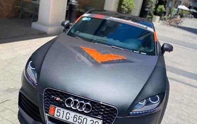 Bán Audi TT năm sản xuất 2008, hai màu, xe nhập, giá chỉ 750 triệu0