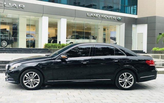 Chính chủ bán Mercedes E250 model 2014 đăng ký tháng 7/2014, màu đen, nội thất nâu, sang trọng, biển đẹp1