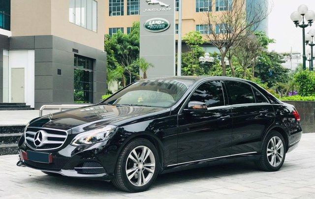 Chính chủ bán Mercedes E250 model 2014 đăng ký tháng 7/2014, màu đen, nội thất nâu, sang trọng, biển đẹp7