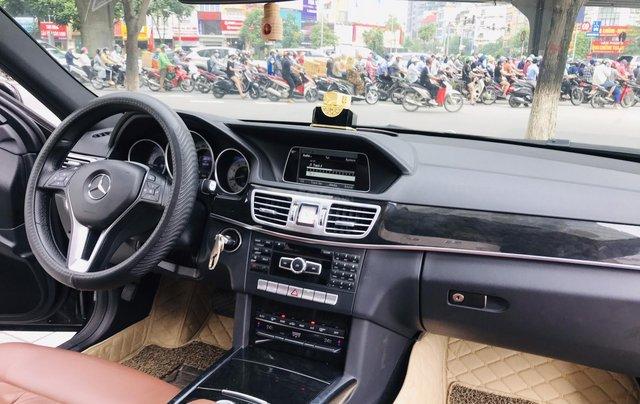 Chính chủ bán Mercedes E250 model 2014 đăng ký tháng 7/2014, màu đen, nội thất nâu, sang trọng, biển đẹp12