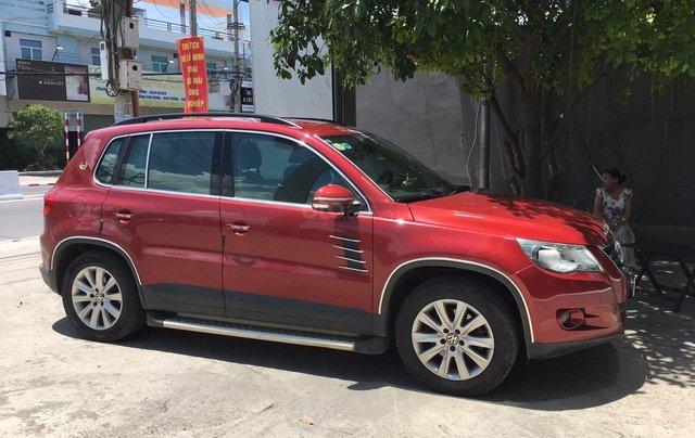 Cần bán Volkswagen Tiguan đời 20111