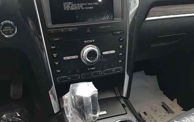 Ford Explorer màu đen đẳng cấp 1.920 tỷ4