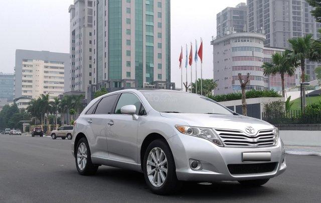 Toyota Venza 2009 nhập khẩu, xe đẹp khó tìm1