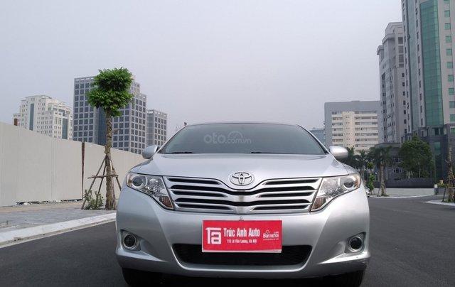 Toyota Venza 2009 nhập khẩu, xe đẹp khó tìm0
