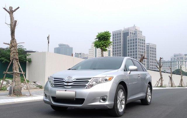 Toyota Venza 2009 nhập khẩu, xe đẹp khó tìm2