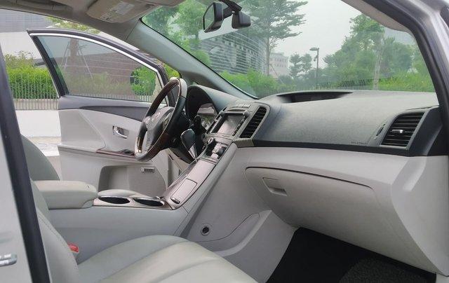 Toyota Venza 2009 nhập khẩu, xe đẹp khó tìm5