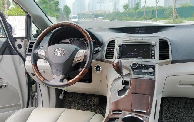 Toyota Venza 2009 nhập khẩu, xe đẹp khó tìm7