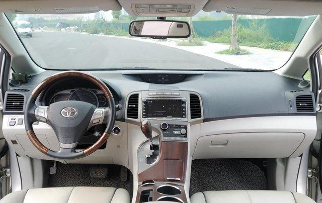 Toyota Venza 2009 nhập khẩu, xe đẹp khó tìm6