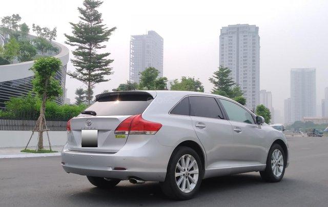 Toyota Venza 2009 nhập khẩu, xe đẹp khó tìm3