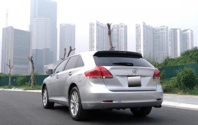 Toyota Venza 2009 nhập khẩu, xe đẹp khó tìm4