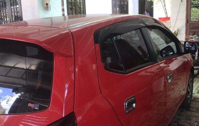 Bán Toyota Wigo năm sản xuất 2018, xe nhập1