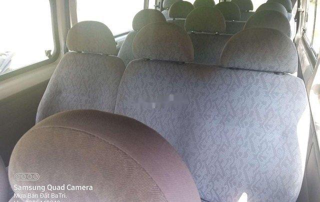 Cần bán lại xe Ford Transit năm 2006, màu trắng, số sàn11
