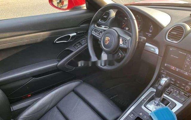 Cần bán xe Porsche 718 đời 2019, màu đỏ, nhập khẩu nguyên chiếc6