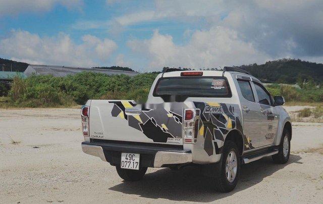 Cần bán Isuzu Dmax LS đời 2014, màu trắng, xe nhập 0