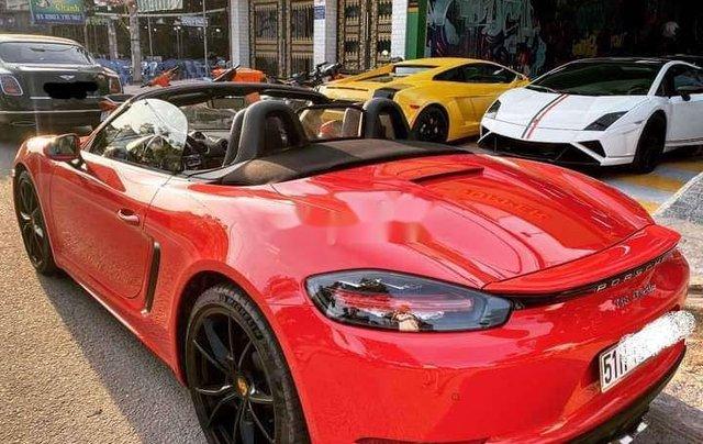 Cần bán xe Porsche 718 đời 2019, màu đỏ, nhập khẩu nguyên chiếc5