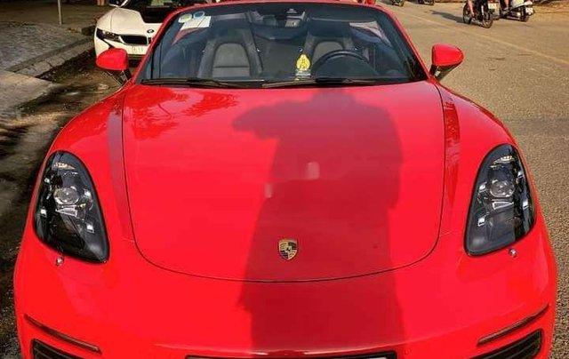 Cần bán xe Porsche 718 đời 2019, màu đỏ, nhập khẩu nguyên chiếc0