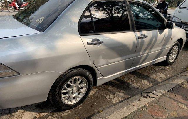 Bán Mitsubishi Lancer sản xuất năm 2005, màu bạc chính chủ5