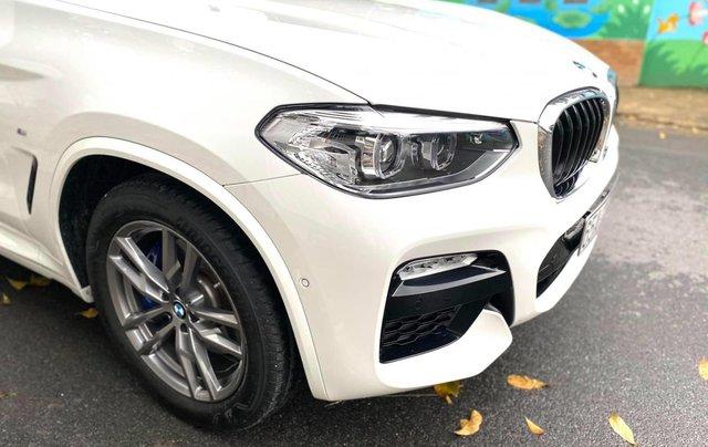 BMW X3-Msport 30i 20194