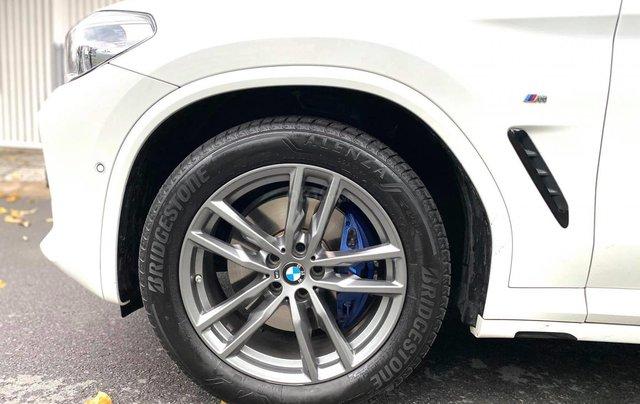 BMW X3-Msport 30i 20193