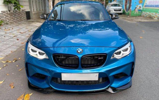 Cần bán lại xe BMW M2 sản xuất năm 20164