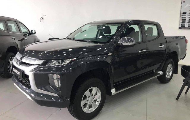 Mitsubishi Triton 2020 số sàn, xả tồn giá sập0