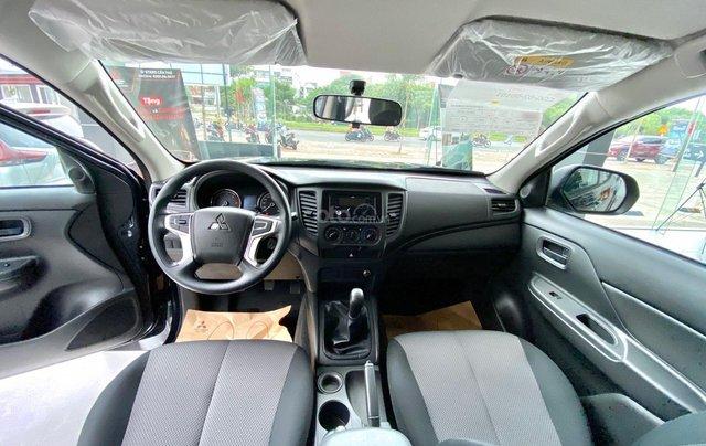 Mitsubishi Triton 2020 số sàn, xả tồn giá sập3