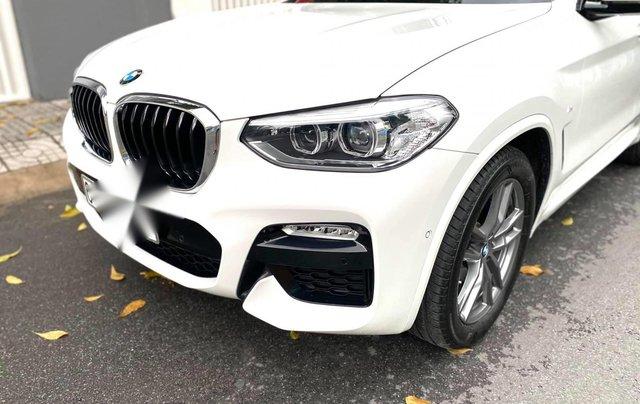 BMW X3-Msport 30i 20191